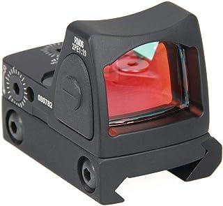 Moomax Tactical RMR Red Dot Sight,20mm Mount Pistol Handgun Shunting Red Dot,2 MOA Adjustable Reflex SightPistol Scope
