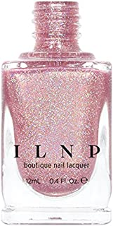 ILNP Ballet Slipper - Soft Pink Holographic Nail Polish