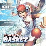 Kuroko s Basketball 2022 Calendar: 18-month Calendar 2022 from Jul 2021 to Dec 2022 in mini size 8.5x8.5