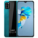 Phone Unlocked, CUBOT Note 7 4G Smartphone Unlocked, Android 10, 2GB RAM+16GB ROM,128GB Extendable by TF Card, 5.5 Inch Dewdrop Screen, Three Card Slots (Green)