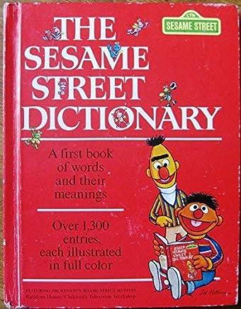 Amazon com: Sesame  Street - 4 Stars & Up / Dictionaries