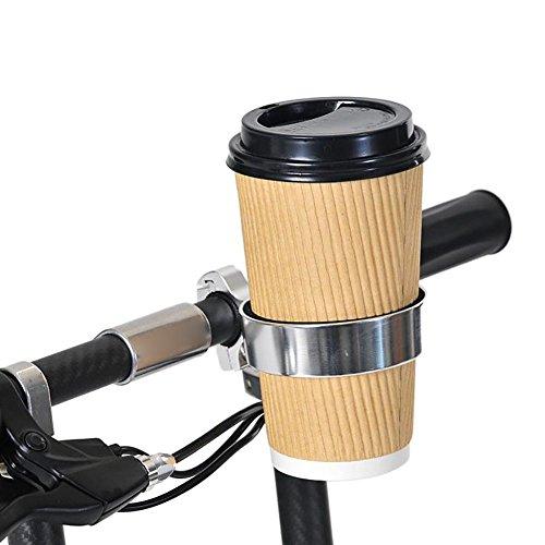 Funihut bekerhouder voor fiets, universeel, 360 graden draaibaar, houder voor beker en waterfles, bekerhouder voor fietsen, flessenhouders, fiets