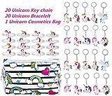 Dirgee Nettes Einhorn-Silikon-Armband for Mädchen Einhorn-Armband-Geschenk for Kinder 40pcs