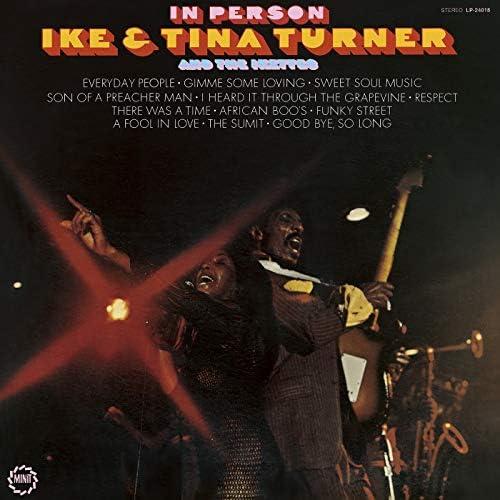Ike And Tina Turner & The Ikettes