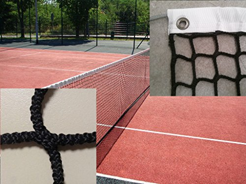 Filet Tennis Premium. Filet de Polypropylene 3mm...