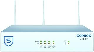 Sophos   SW1BTCHUS   Sophos UTM SG 115w (Revision 2) Wireless Appliance with (1 Year) FullGuard 24x7 Hardware Plus Service Bundle