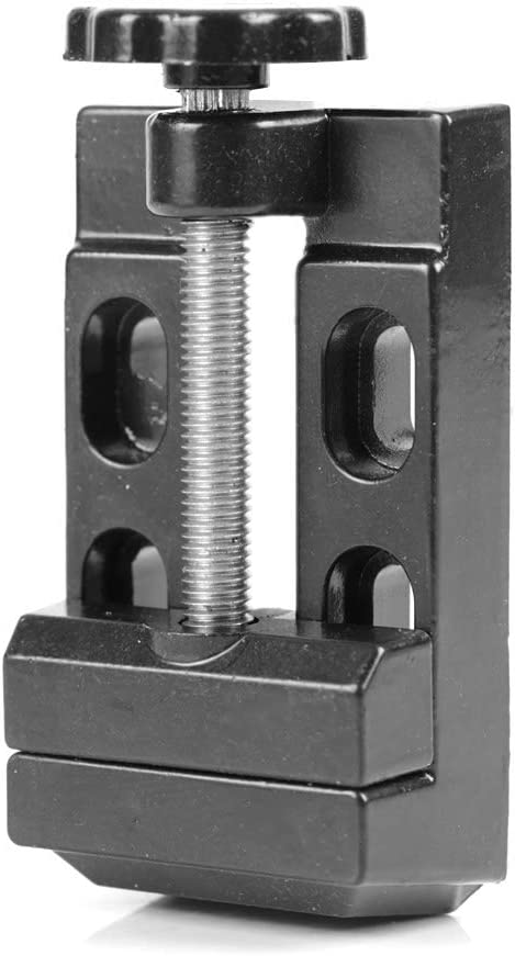 Mini Flat Clamp Bench Vise Alloy Ranking New Orleans Mall TOP1 Drill Press Vice Aluminum