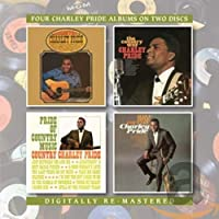 COUNTRY CHARLEY PRIDE/THE COUNTRY WAY/PRIDE OF COUNTRY MUSIC/MAKE MINE COUNTRY