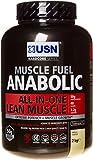 USN 2 kg Anabolic Vanilla Muscle Fuel