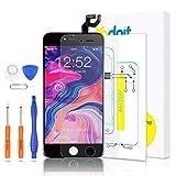 Yodoit para Pantalla iPhone 6s Plus Negro, Conjunto de Pantalla LCD y digitalizador Reemplazo de la Pantalla táctil de Vidrio con Marco + Kit de Herramientas de reparación (5,5 Pulgadas)