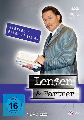 Staffel 1, Folge 21-40 (4 DVDs)