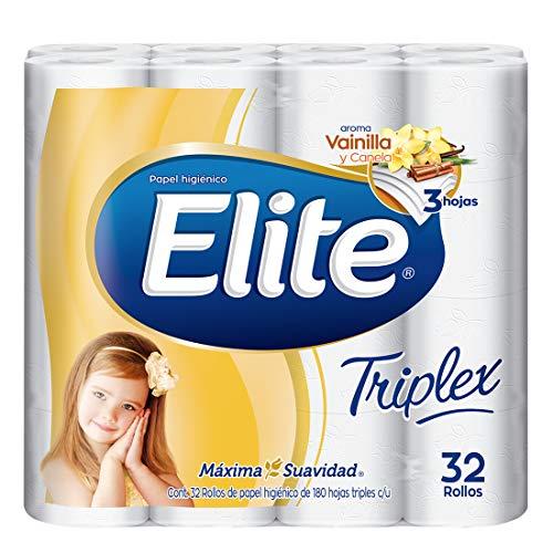 Papel Higienico marca Elite Triplex