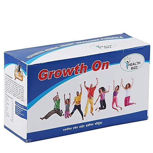 Healthbizz Growth On Height Product 100% ayurvedic