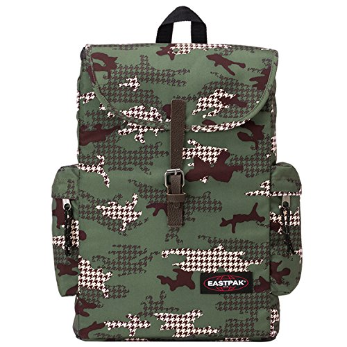 Eastpak Zaino Austin Verde Camouflage