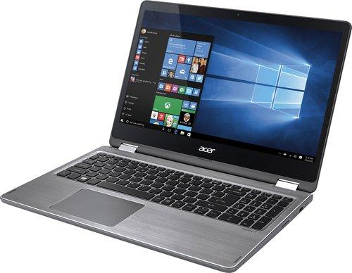 Product Image 3: Acer Aspire R 15 R5-571TG-78G8-15.6″ FHD Touch – 7th Gen i7-7500U – 940MX – 12GB – 1TB