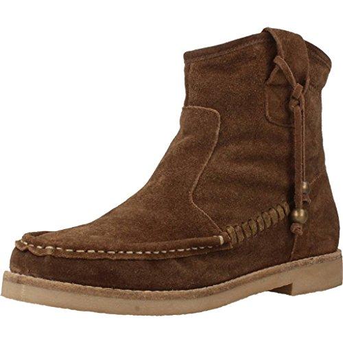 Coolway BRENO Bottines Boots Femme Marron 36 EU