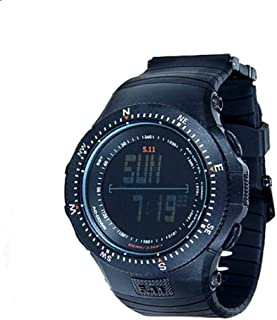 5.11 Tactical Men's Water-Resistant Field Ops Watch, Polyurethane Wrist Band, Style 59245