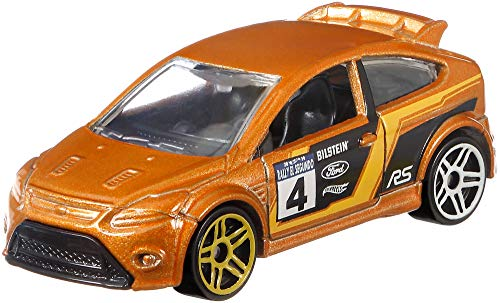 Hot Wheels Mattel FYY02, Backroad Rally Series, '09 Ford Focus RS 1:64