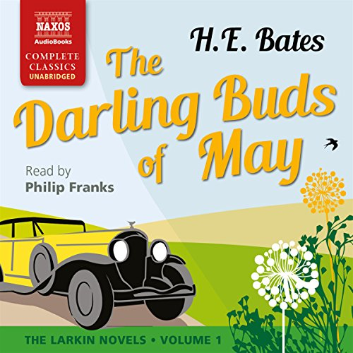 The Darling Buds of May audiobook cover art