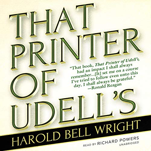 That Printer of Udell's copertina