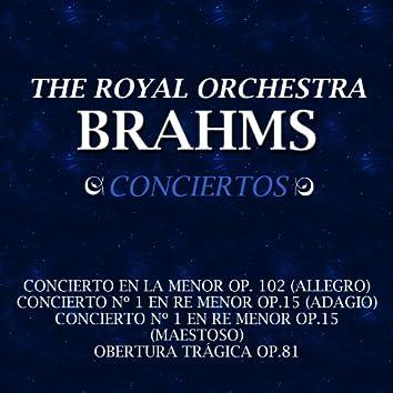 Clásica-Brahms-Conciertos