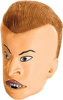 MTV Beavis and Butt-Head Adult Deluxe Overhead Latex Butt-Head Mask