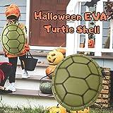 Einsgut Disfraz de tortuga para niños, accesorio divertido para carnaval, cosplay