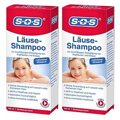 SOS Läuse-Shampoo zuverlässige Befreiung