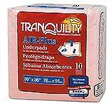 Underpad Tranquility 26 X 30 Inch Heavy Absorbency 10EA/BG 4BG/CS