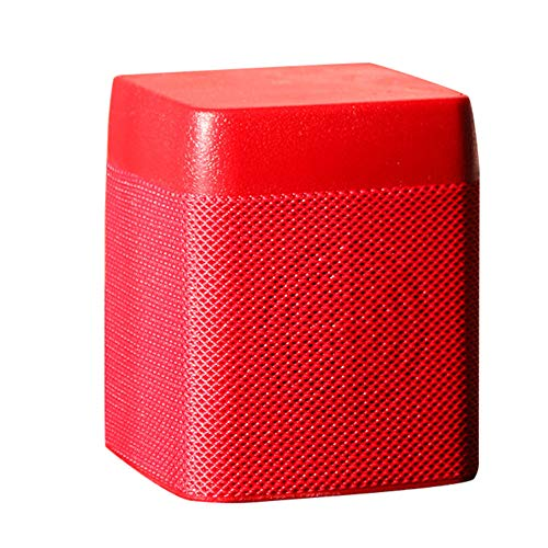 OPAKY Neuer tragbarer bunter drahtloser Lautsprecher 3D HiFi Bass Retro Lautsprecher für iPhone, Samsung usw.