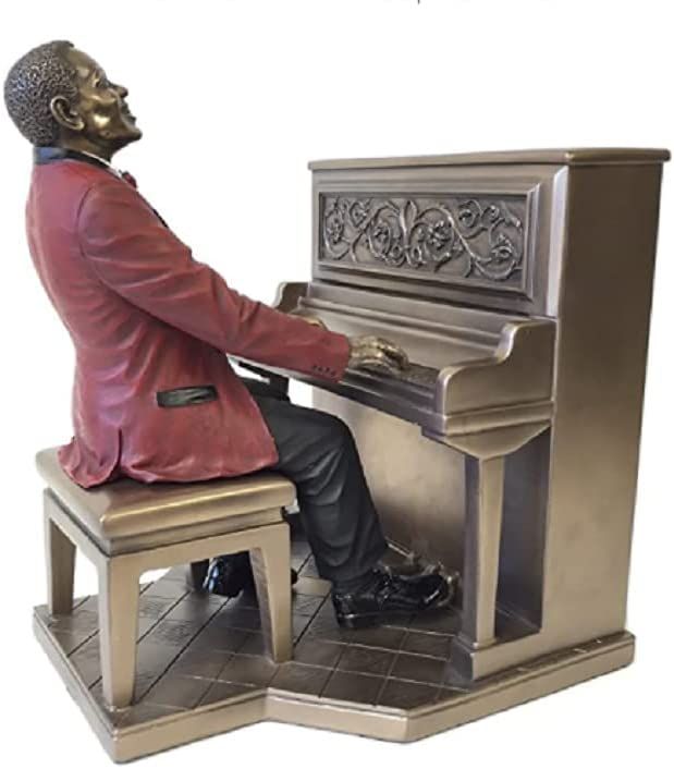 Piano Player online shopping Deluxe Pianist Statue Sculpture Band Collection - Jazz