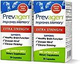 Prevagen (Apoaequorin) Extra Strength 30 Capsules (2 Pack)