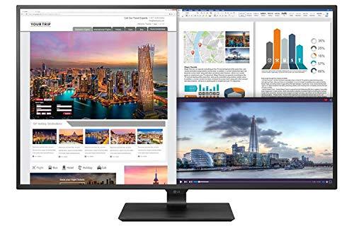 LG MN 43MU79-B 42.5 3840x2160 UHD 1000: 1 HDMI DP USB Type-C Speaker BK Retail