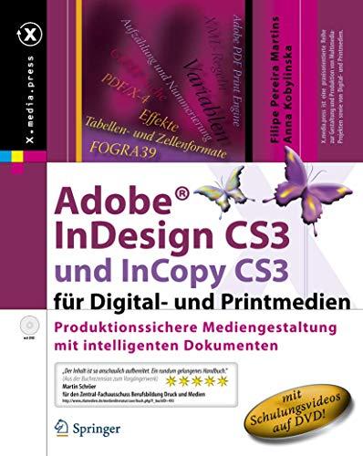 Adobe InDesign CS3 und InCopy CS3 für Digital- und Printmedi
