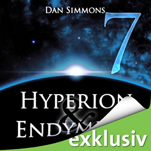 Hyperion & Endymion 7 audiobook cover art