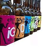 Pack di Birra Artigianale Chinaschi Bottiglie da 0,33cl (72)