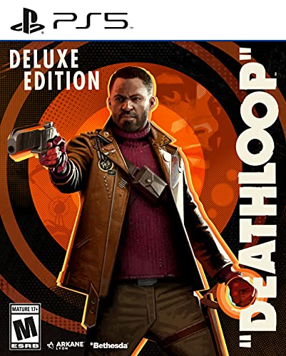 Deathloop Deluxe Edition for PlayStation 5 [USA]