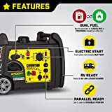 Photo #6: Propane Portable Generator made by Champion - 3400-Watt with Electric Start