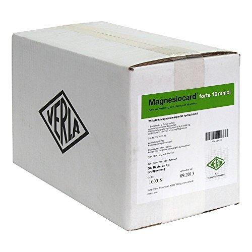 MAGNESIOCARD forte 10 mmol Plv.z.Her.e.Lsg.z.Einn. 500 St