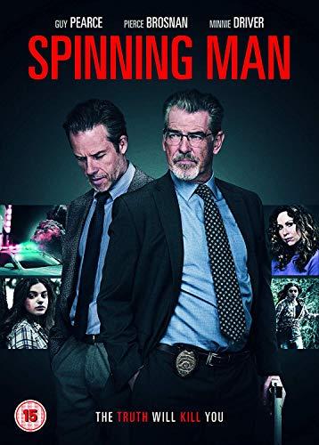Spinning Man [Edizione: Regno Unito] [Reino Unido] [DVD]