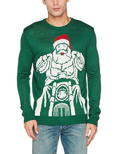 Un pull de Noël pour les bikers