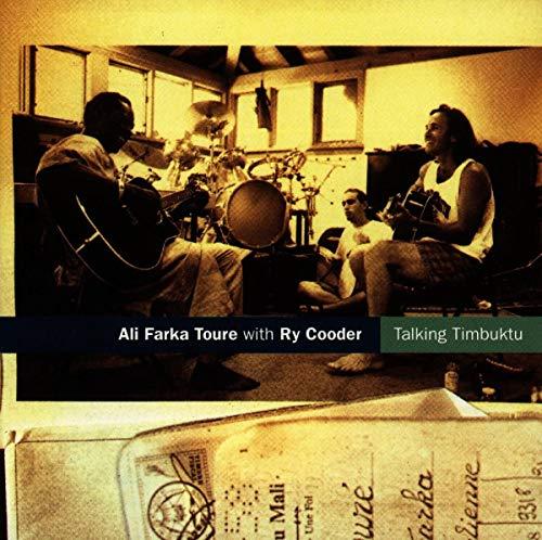 Ali Farka Touré & Ry Cooder - Talking Timbuktu (CD )