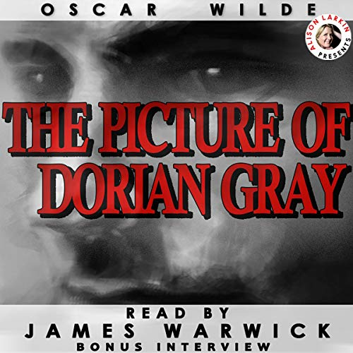 Couverture de Alison Larkin Presents The Picture of Dorian Gray