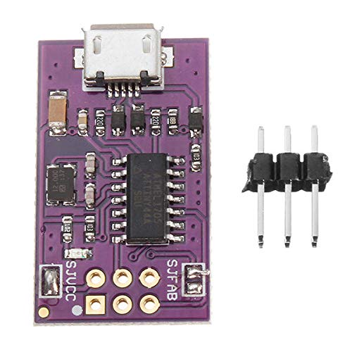 Modulo electronico 5V Micro USB Tiny AVR ISP ATtiny44 USBtinyISP programador for A-r-d-u-i-n-o - productos que funcionan con placas A-r-d-u-i-n-o oficiales 5Pcs