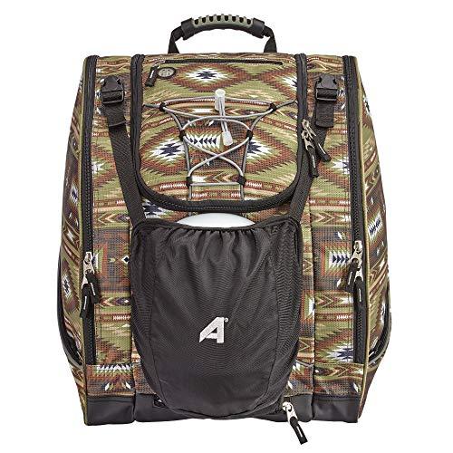 Athalon Everything Skischuhtasche und Rucksack Plus, Einheitsgröße