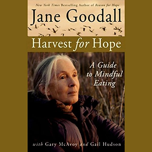 Harvest for Hope audiobook cover art