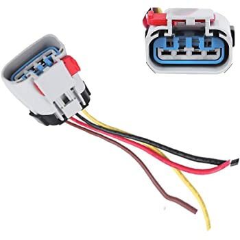 Amazon Com 269 Motorsports Fuel Pump Connector Wiring Harness Pigtail Fits Chevrolet Chrysler Dodge Pontiac Replaces Pt1402 Fpx 03 Automotive