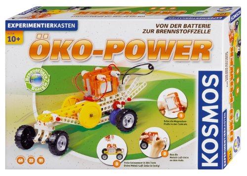 KOSMOS 620615 ko-Power - Von der Batterie zur Brennstoffzelle