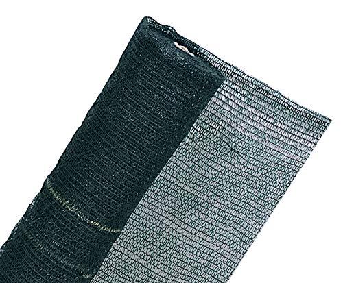 ecosoul Schattiernetz Hitzeschutz Schattiergewebe Sonnenschutzgewebe Hagelschutz Erntenetz Sichtschutz 40% in 1m Br. (Meterware)