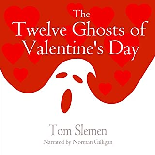 The Twelve Ghosts of Valentine's Day cover art